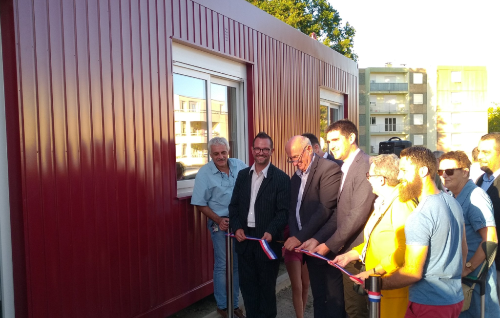 city stade saint vallier inauguration